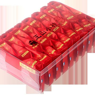 2021年正山小种红茶 散装袋装25包小种茶叶