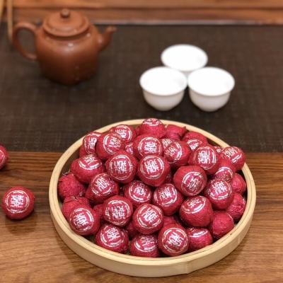 挚友龙珠古树普洱茶条硕完整, 完整冲泡    享受完美的浪漫温润
