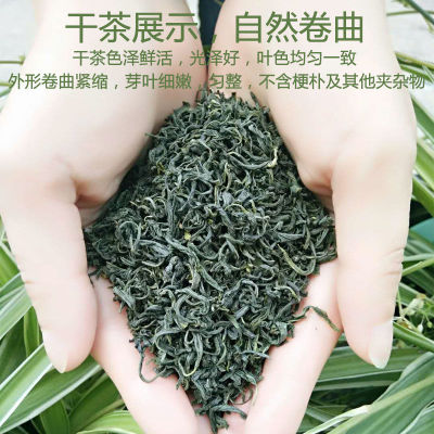 贵州凤岗富锌硒高山云雾绿茶浓香型500g