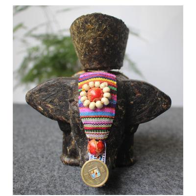 云南普洱茶雕 批发茶摆件 普洱工艺茶摆件系列 小象摆件 茶叶工艺品茶叶