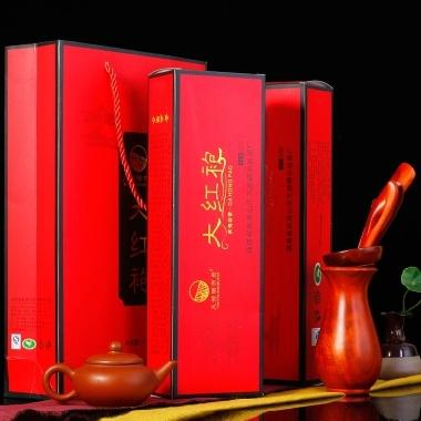 武夷山大红袍 武夷岩茶 浓香大红袍茶叶 烟条大红袍乌龙茶春新茶