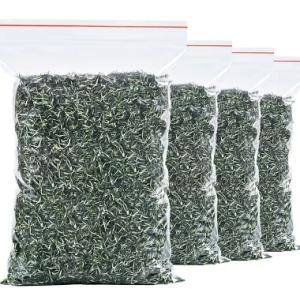 买2包送1包2019新茶信阳毛尖绿茶明前春茶嫩芽尖毛尖茶散装250g