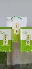 恩施富硒绿茶礼盒装500克,口感好,无任何化工肥料,百分百有机。