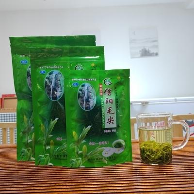 信阳毛尖2019年新茶买一送一浓香型绿茶袋装毛尖250g  共500g