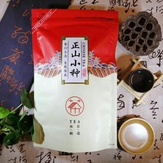 正山小种 袋装红茶  红茶新茶2019 正山小种200克