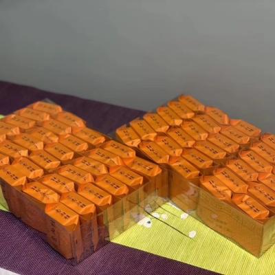武夷果香肉桂,茶汤稠糯,入口顺滑两盒500g
