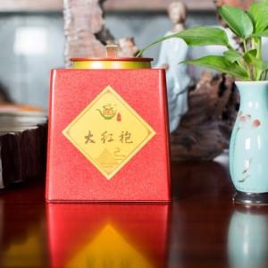 """""""创业茶""""武夷山大红袍,中足火,果香型,回甘快好…"""