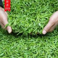 云雾绿茶2019年新茶特级蒙顶山雨前毛峰茶叶散装毛尖绿茶袋装250g