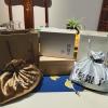 500g高端碎银子礼盒装普洱熟茶云南茶化石