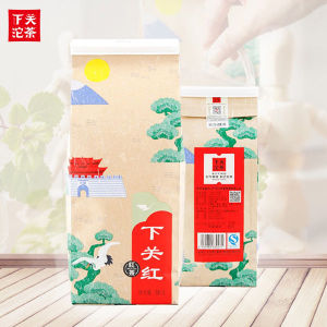 下关沱茶 滇红  2018年下关红 红茶 300g/袋