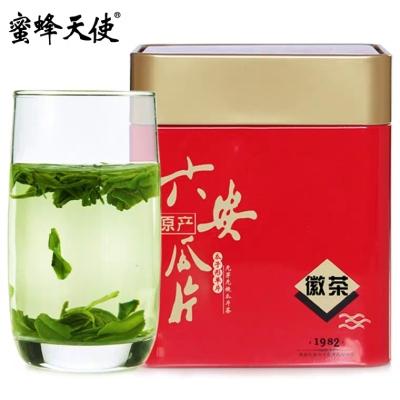 【买1发2】春茶新茶叶六安原产瓜片绿茶2019散装瓜片茶安徽绿茶