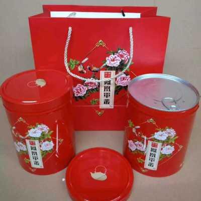 春茶凤凰单枞茶浓香型蜜兰香乌岽潮州单丛易拉罐装茶叶500g单从蜜兰香