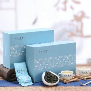 安溪铁观音茶叶清香型精品礼盒装2019新茶珍山素全ZS500Q