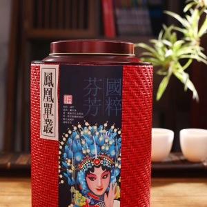 茶叶 凤凰单丛 单枞兰花香 蜜兰香 茶叶罐装  500克