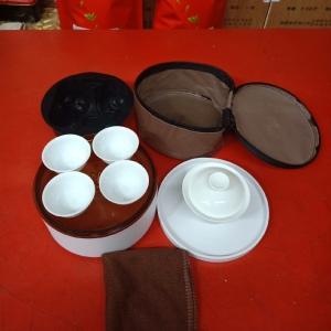 陶瓷旅行旅游茶具套装家用户外便携包礼品功夫茶具