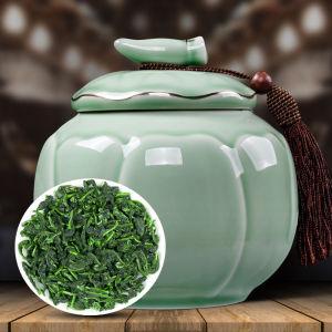 铁观音浓香型2019新茶安溪高山乌龙茶陶瓷罐250g(偏远地区不包邮)