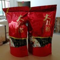 武夷岩茶 浓香型炭焙乌龙茶大红袍茶叶散装袋装500克 经济实惠装
