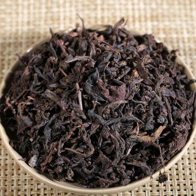 云南普洱茶叶 五级熟茶 勐海纯料 500g散装茶 普洱茶民族布袋包装
