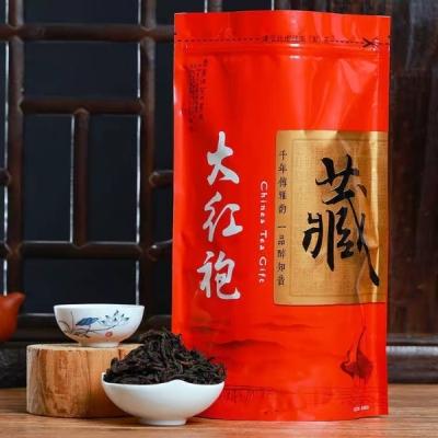 大红袍茶叶浓香型肉桂岩茶春武夷山袋装礼盒老枞水仙包邮250g