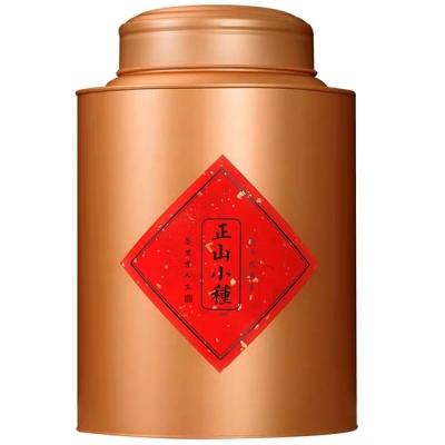 正山小种罐装500g红茶一级密香型武夷山正山小种散装茶叶