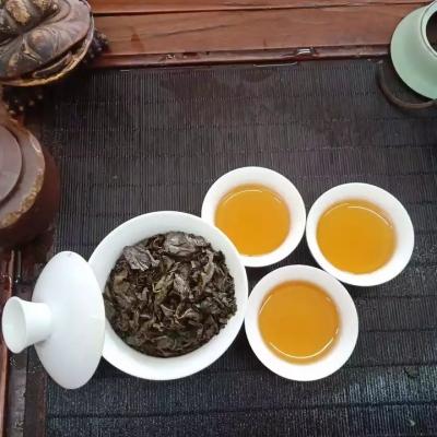 安溪铁观音  浓香型 茶叶礼盒装熟茶 半熟炭焙碳培铁观音2019新茶