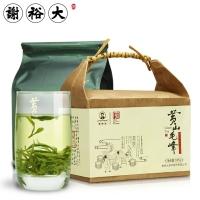 2019新茶上市黄山毛峰雨前特级绿茶185g袋装茶叶高山云雾茶
