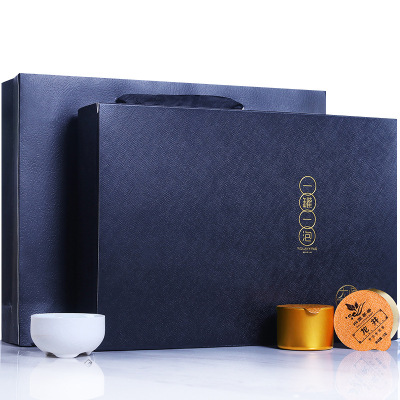 2019新茶 绿茶龙井小泡罐装 龙井茶 散装 礼盒装茶叶