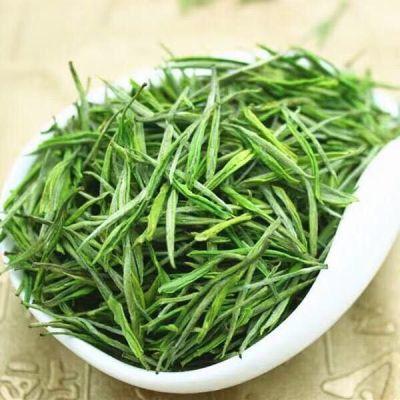 2021明前安吉白茶 高山茶叶春茶白茶绿茶250g