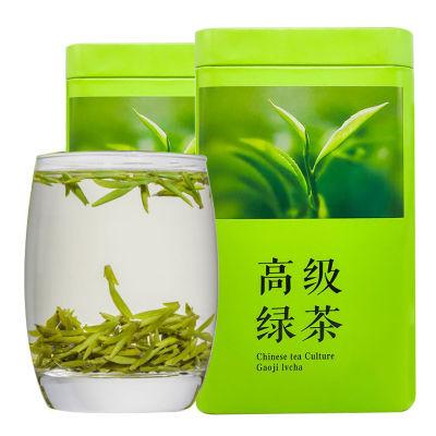 2019新茶叶明前龙井高山绿茶乌牛早清香型100g罐装
