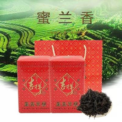 凤凰茶单枞茶叶鸭屎香乌龙茶蜜兰香新茶潮州凤凰单丛茶500g礼盒装