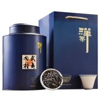 大红袍茶叶500g中秋佳节送礼正宗肉桂散装武夷山岩茶浓香型乌龙茶罐装