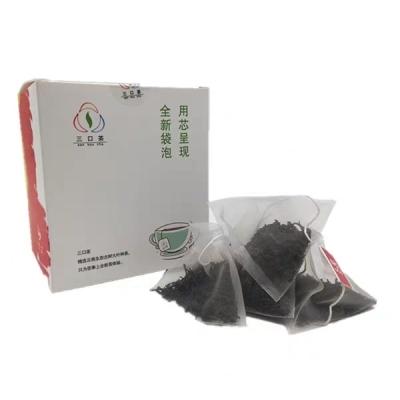 云南勐海县普洱茶熟茶大叶种晒青毛茶为原料袋泡茶