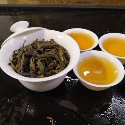 碳焙高山鸭屎香250g浓香型新茶兰花香碳焙浓香乌岽天然花香有机茶养生茶