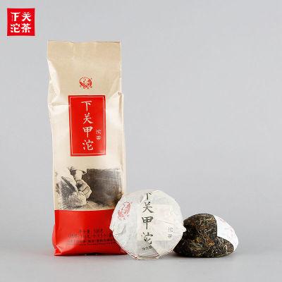 下关沱茶生茶甲沱2018年下关甲级沱茶便装500克 (偏远地区不包邮)