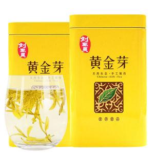 黄金芽2020新黄金茶罐装雨前一级安吉白茶125克(偏远地区不包邮)