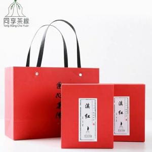 云南滇红茶叶特级古树红茶凤庆金丝金针散装浓香型红茶礼盒装
