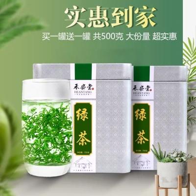 【买一送一】送礼茶叶绿茶2019新茶日照毛尖散装绿茶茶包共500g