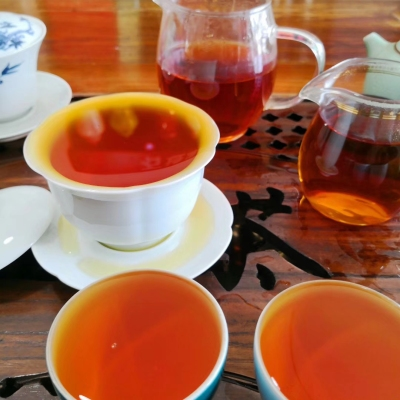 祁门红茶,专注一杯好祁红。