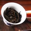 黑茶湖南安化黑茶茶叶正宗荷香手筑金花茯砖茶叶正品