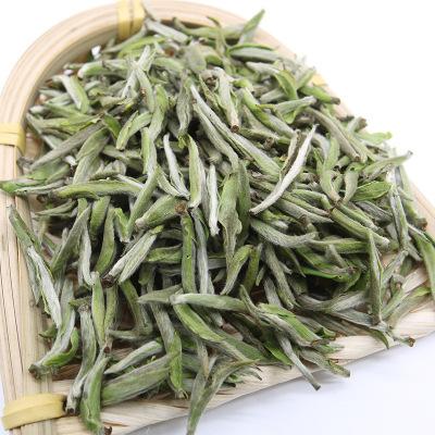福鼎白茶2019年春茶头采荒野银针白毫银针高山茶原产地50g散茶