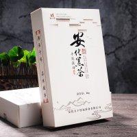 安化黑茶湖南安化黑茶金花茯砖茶1000克正宗黑茶(偏远地区不包邮)