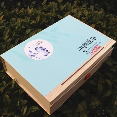 杭州春茶 正宗雨前一级西湖龙井绿茶 高档茶叶礼盒装250g醇正新茶