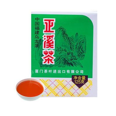 中茶海堤茶叶色种茶 AT207正溪茶 浓香型乌龙茶  125g