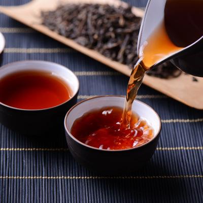 500克特惠批发 成年普洱熟茶  珍藏版大金芽