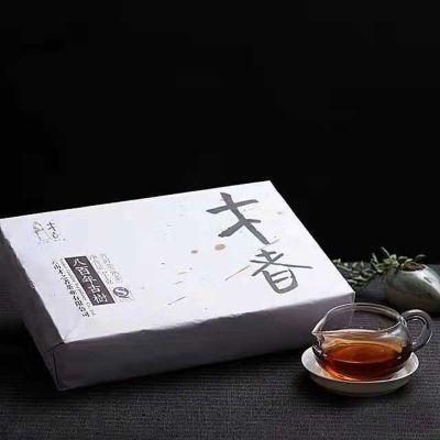 3千克.才者.08年八百年古树砖茶