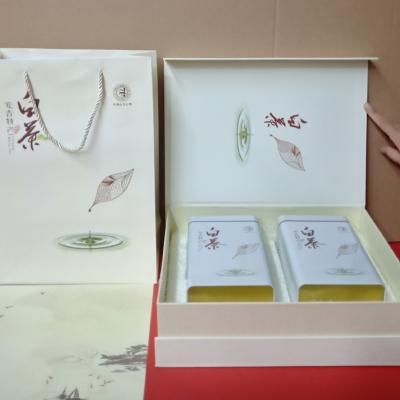 2020春茶白毫银针福鼎白茶一级白茶茶叶散装罐装礼盒装