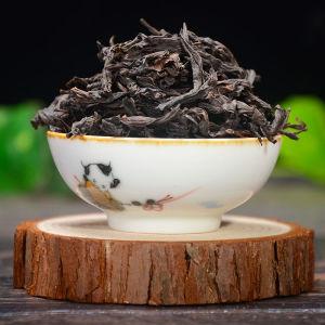 武夷岩茶水仙茶叶武夷山大红袍老枞水仙浓香型乌龙茶袋装散装500g