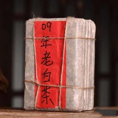500克,2009年老白茶
