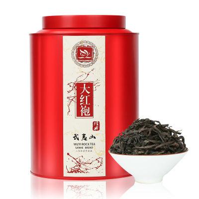 大红袍罐装500g 特级浓香型2019新茶武夷岩茶【偏远地区不包邮】