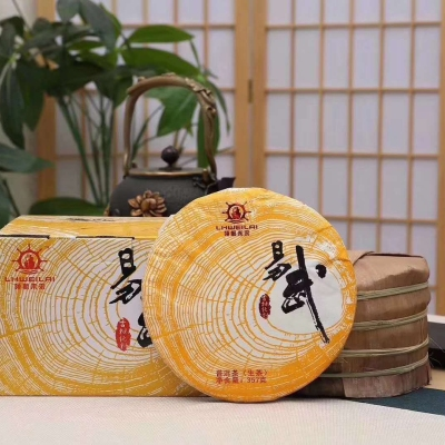 1785克(357克*5片)  2018易武古树生茶一口料制成